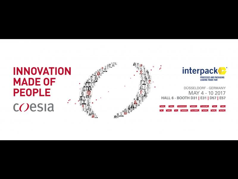 Innovation made of people Coesia
